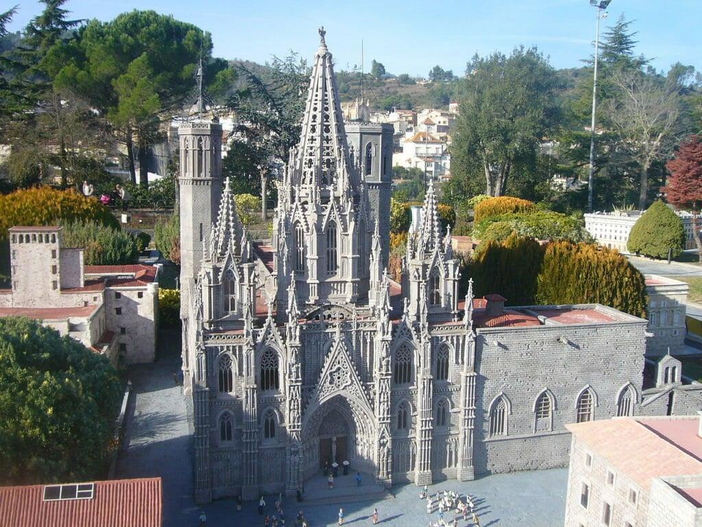 парк «Каталония в миниатюре»