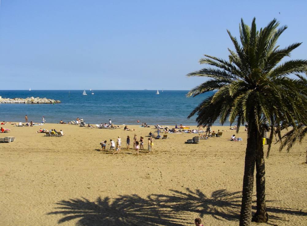 ПляжКастельдефельс