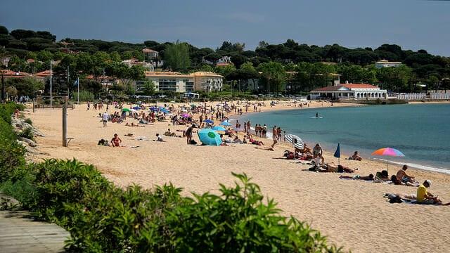 ПляжСан Поль де Мар